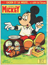 Cover for Le Journal de Mickey (Hachette, 1952 series) #565