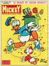 Cover for Le Journal de Mickey (Disney Hachette Presse, 1952 series) #566