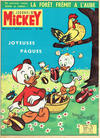 Cover for Le Journal de Mickey (Hachette, 1952 series) #568