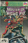 Cover Thumbnail for Master of Kung Fu (1974 series) #107 [British]