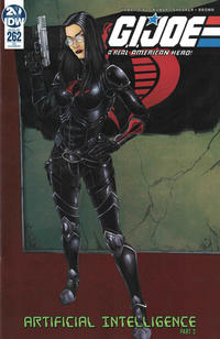 Cover Thumbnail for G.I. Joe: A Real American Hero (IDW, 2010 series) #262 [Cover RI - Blacky Shepherd]