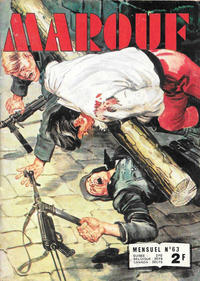 Cover Thumbnail for Marouf (Impéria, 1969 series) #63
