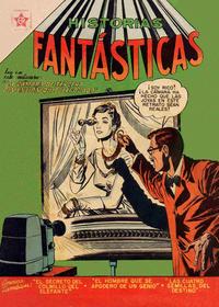 Cover Thumbnail for Historias Fantásticas (Editorial Novaro, 1958 series) #2