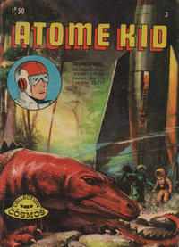 Cover for Atome Kid (Arédit-Artima, 1970 series) #3