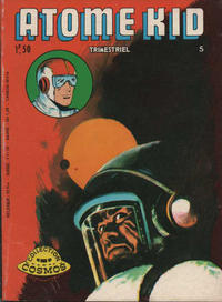 Cover for Atome Kid (Arédit-Artima, 1970 series) #5