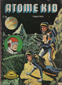 Cover Thumbnail for Atome Kid (Arédit-Artima, 1970 series) #7