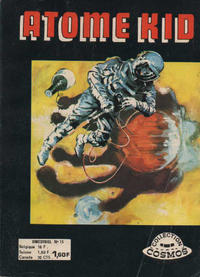 Cover Thumbnail for Atome Kid (Arédit-Artima, 1970 series) #15