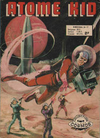Cover for Atome Kid (Arédit-Artima, 1970 series) #17