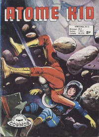 Cover for Atome Kid (Arédit-Artima, 1970 series) #21
