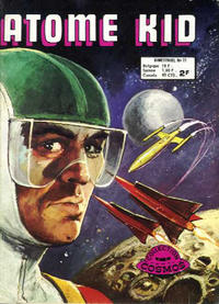 Cover for Atome Kid (Arédit-Artima, 1970 series) #22