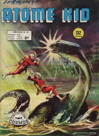 Cover for Atome Kid (Arédit-Artima, 1970 series) #24
