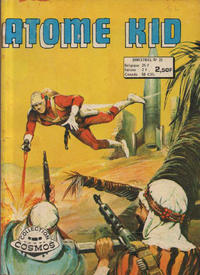 Cover Thumbnail for Atome Kid (Arédit-Artima, 1970 series) #25