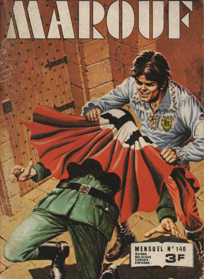 Cover for Marouf (Impéria, 1969 series) #140