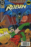 Cover for Robin (DC, 1993 series) #9 [Newsstand]