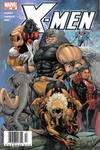 Cover for X-Men (Marvel, 2004 series) #162 [Newsstand]