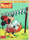 Cover for Le Journal de Mickey (Hachette, 1952 series) #571