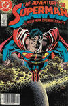 Cover for Adventures of Superman (DC, 1987 series) #435 [Canadian]