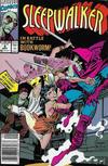 Cover for Sleepwalker (Marvel, 1991 series) #4 [Newsstand]