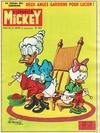 Cover for Le Journal de Mickey (Disney Hachette Presse, 1952 series) #573