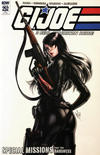 Cover for G.I. Joe: A Real American Hero (IDW, 2010 series) #252 [Cover RE - KRS Comics Exclusive - Warren Louw]