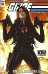 Cover for G.I. Joe: A Real American Hero (IDW, 2010 series) #252 [Cover RE - Convention Exclusive - Adam Hughes]