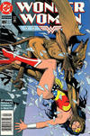 Cover for Wonder Woman (DC, 1987 series) #85 [Newsstand]