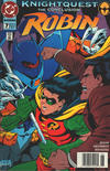 Cover for Robin (DC, 1993 series) #7 [Newsstand]