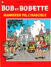 Cover for Bob et Bobette (Standaard Uitgeverij, 1967 series) #180