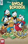 Cover for Uncle Scrooge (IDW, 2015 series) #45 [Retailer Incentive Cover - Alessandro Perina]
