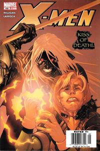 Cover Thumbnail for X-Men (Marvel, 2004 series) #185 [Newsstand]