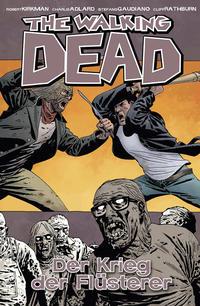 Cover Thumbnail for The Walking Dead (Cross Cult, 2006 series) #27 - Der Krieg der Flüsterer