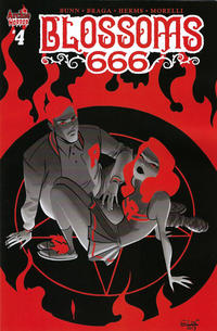 Cover Thumbnail for Blossoms: 666 (Archie, 2019 series) #4 [Cover B - Elsa Charretier]