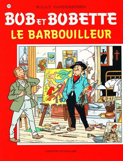 Cover for Bob et Bobette (Standaard Uitgeverij, 1967 series) #223