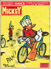 Cover for Le Journal de Mickey (Hachette, 1952 series) #578