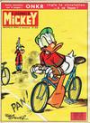 Cover for Le Journal de Mickey (Disney Hachette Presse, 1952 series) #578