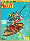 Cover for Le Journal de Mickey (Disney Hachette Presse, 1952 series) #584