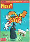 Cover for Le Journal de Mickey (Disney Hachette Presse, 1952 series) #585