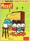 Cover for Le Journal de Mickey (Disney Hachette Presse, 1952 series) #603