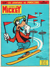 Cover for Le Journal de Mickey (Disney Hachette Presse, 1952 series) #604