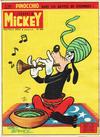 Cover for Le Journal de Mickey (Disney Hachette Presse, 1952 series) #606