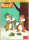 Cover for Le Journal de Mickey (Disney Hachette Presse, 1952 series) #608
