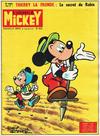 Cover for Le Journal de Mickey (Disney Hachette Presse, 1952 series) #612