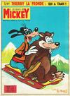 Cover for Le Journal de Mickey (Disney Hachette Presse, 1952 series) #616
