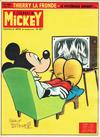 Cover for Le Journal de Mickey (Disney Hachette Presse, 1952 series) #621