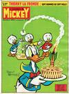 Cover for Le Journal de Mickey (Disney Hachette Presse, 1952 series) #626