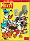 Cover for Le Journal de Mickey (Disney Hachette Presse, 1952 series) #639