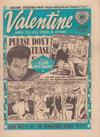 Cover for Valentine (IPC, 1957 series) #10 September 1960