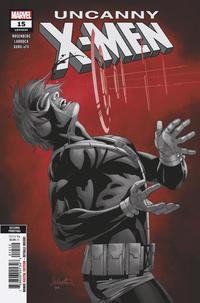 Cover Thumbnail for Uncanny X-Men (Marvel, 2019 series) #15 (634) [Second Printing - Salvador Larroca]