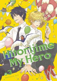 Cover Thumbnail for Hitorijime My Hero (Kodansha, 2019 series) #3