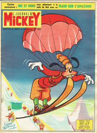 Cover Thumbnail for Le Journal de Mickey (Disney Hachette Presse, 1952 series) #609